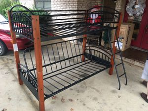 Bunk Beds that convert into a day bed and a twin bed for Sale in McAlester, OK