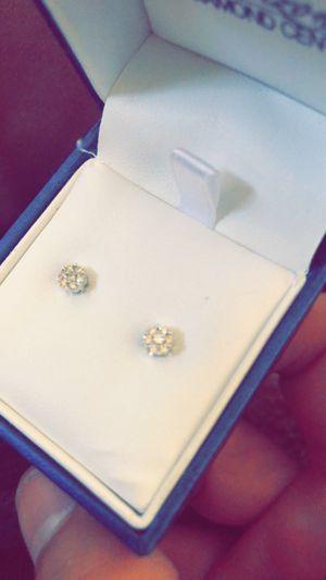Diamond earrings for Sale in Avondale, AZ