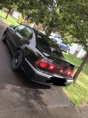 2001 Chevy impala LS for Sale in Tacoma, WA