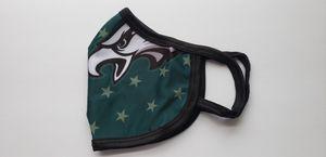 Eagle 3d Face Mask- Gray star & Stripe for Sale in Burlington, NJ