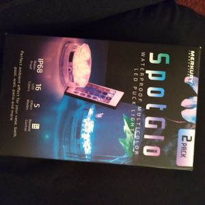 Spotglo Puck Led Waterproof Lights for Sale in Peoria, IL