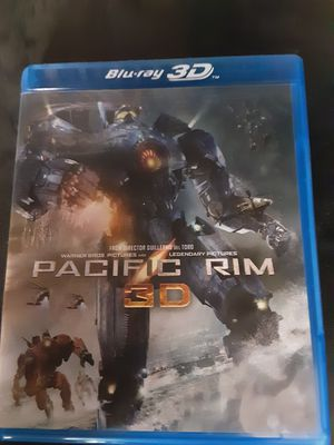 Pacific Rim 3D blu ray for Sale in Fresno, CA