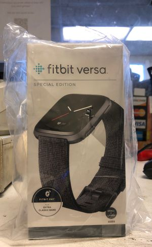 *BRAND NEW* Fitbit Versa Special Edition for Sale in Bloomington, IN