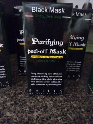 Black Charcoal Peel off Mask $6/ea for Sale in Phoenix, AZ