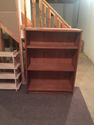Bookshelf for Sale in Ashley, OH
