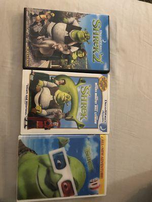 Shrek movies for Sale in Delray Beach, FL