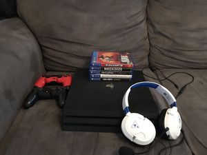 PlayStation 4 Pro 1 TB for Sale in York, PA
