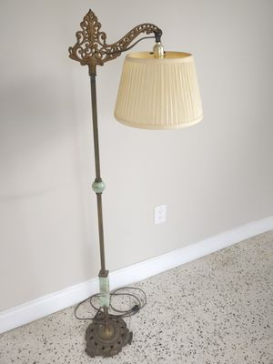 Antique Bridge Floor Lamp for Sale in Miami, FL