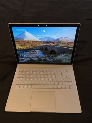 Microsoft surface book 2 for Sale in Plainfield, IL