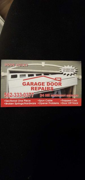 Garage door for Sale in Long Beach, CA