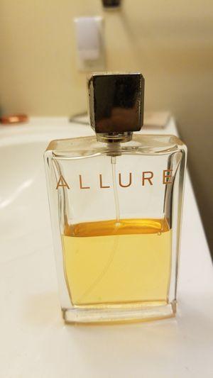 Allure Chanel perfume for Sale in Naugatuck, CT