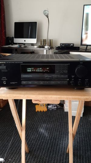 Onkyo audio video control tuner amplifier r1 for Sale in Woodland Hills, CA