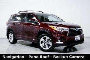 2016 Toyota Highlander Hybrid for Sale in Lynnwood, WA