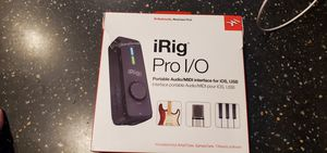 IRIG Pro I/O for Sale in Seffner, FL