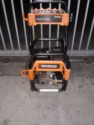 GENERAC HIGH PRESSURE WASHER for Sale in Los Angeles, CA