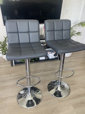 Stool chairs (ser of 2) for Sale in Miami, FL