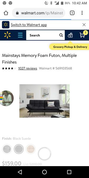 Futon for Sale in Allentown, PA