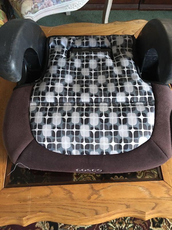 Car booster chair