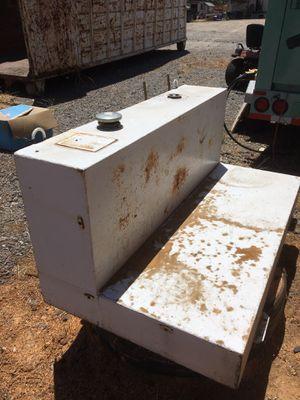 FUEL TANK 88 gal clean $200 for Sale in Perris, CA