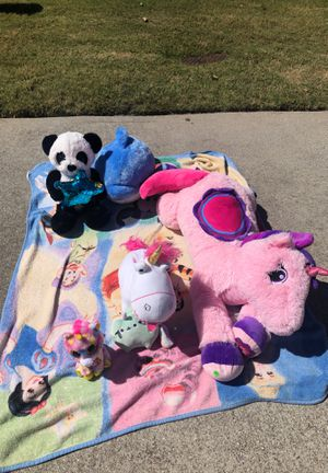Assorted Stuffed animals for Sale in Canton, GA