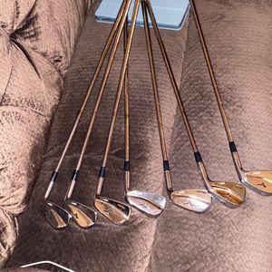Mizuno Blades MP4 Golf Clubs for Sale in Yucaipa, CA