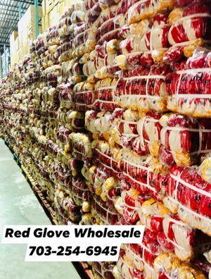 Red work gloves for Sale in Herndon, VA