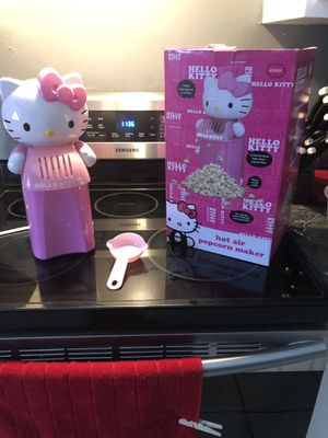 Hello Kitty Hot Air Popcorn Maker for Sale in Casselberry, FL