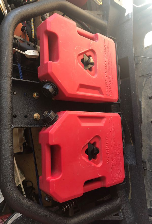 Jeep wrangler jk bumpers front and rear very nice aftermarket parts