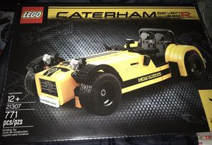 LEGO Ideas Caterham Seven 620R 21307 for Sale in Alexandria, VA