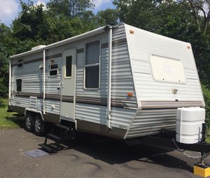 100% operational slideout Camper, with bunks, sleeps 8 for Sale in Haddon Heights, NJ