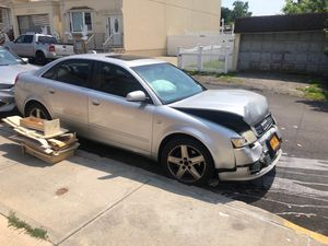 2004 Audi A4 FOR PARTS 800$ for Sale in Brooklyn, NY