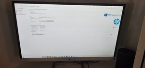 "HP Windows 10 computer, 12GB RAM, Intel I5-6400 2.71GHz Processor, 125GB SSD, 18.5"" LCD screen for Sale in Spring Hill, FL"