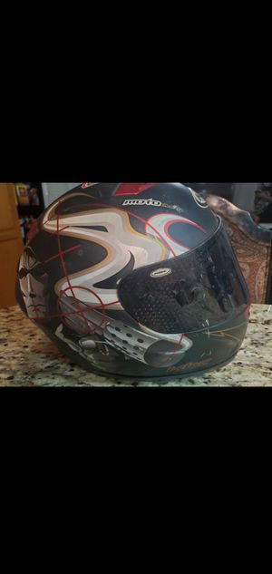 Extra large KBC motorcycle helmet for Sale in Tempe, AZ
