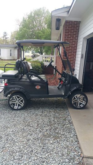 05 club car presidential for Sale in Durham, NC