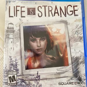 Life Is Strange For PlayStation 4 PS4 for Sale in Miami, FL