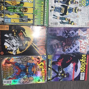 Comic Book Lot for Sale in Los Angeles, CA