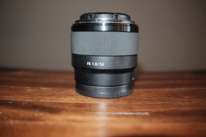 Sony 50mm 1.8 FE for Sale in Benicia, CA
