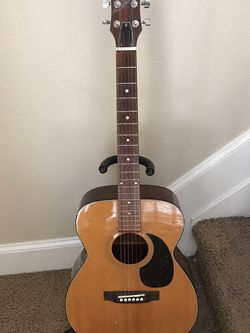 Vintage Epiphone Acoustic Made In Japan Guitar for Sale in Houston,  TX