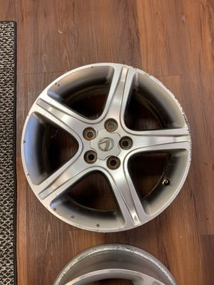 """17"""" Lexus IS300 Wheels x2 for Sale in Tacoma, WA"""