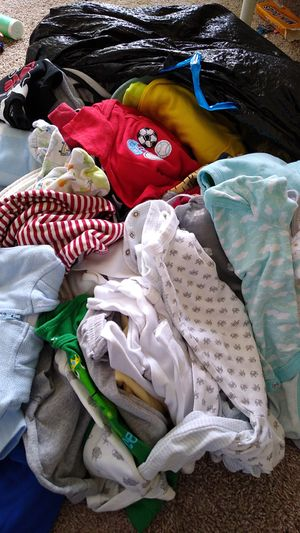 Baby boy clothes 0-9m huge bag 30$ for Sale in Lakewood, CO