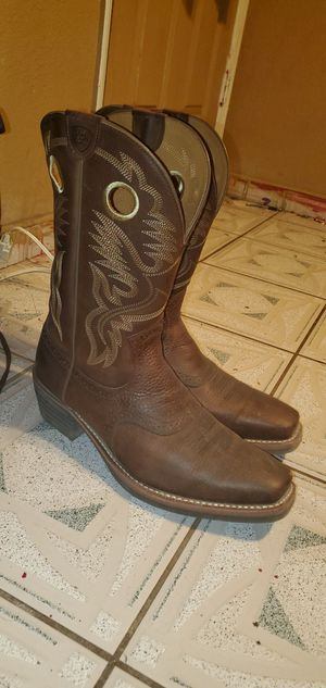 Ariat pro boots for Sale in Reedley, CA