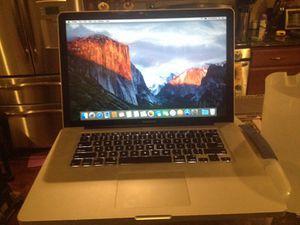 15 inch MacBook Pro for Sale in Glen Burnie, MD
