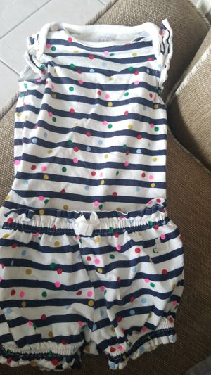Baby Gap 3-6 month onesie with shorts for Sale in North Lauderdale, FL
