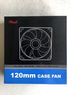 Pack of 40 fan 120mm for Sale in Miami, FL