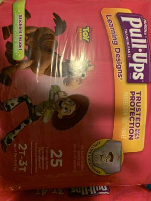 Huggies pull ups for Sale in West Palm Beach, FL