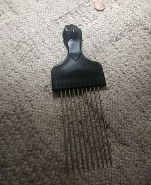 Afro pick for Sale in Detroit, MI