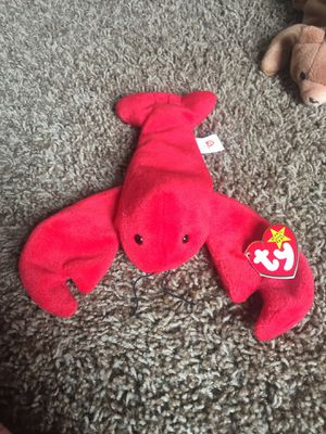 1993 Pinchers beanie baby for Sale in Westerville, OH