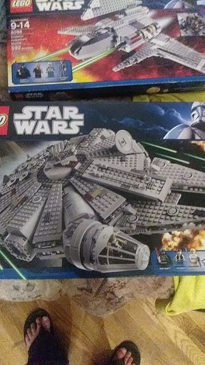 Star Wars Lego Millennium Falcon number 7965 $225 or best offer for Sale in Balfour, ND