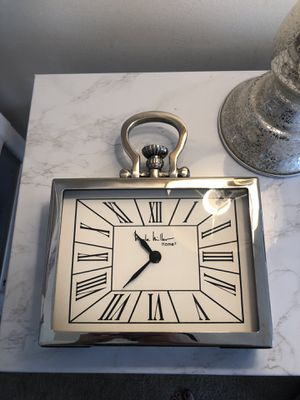Nicole Miller Home Clock for Sale in Manassas Park, VA