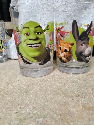 Disney's schreck glasses for Sale in Land O Lakes, FL